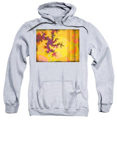 Oriental Moon Behind My Courtain Sweatshirt