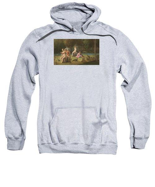 Orpheus Sweatshirt by Venetian School