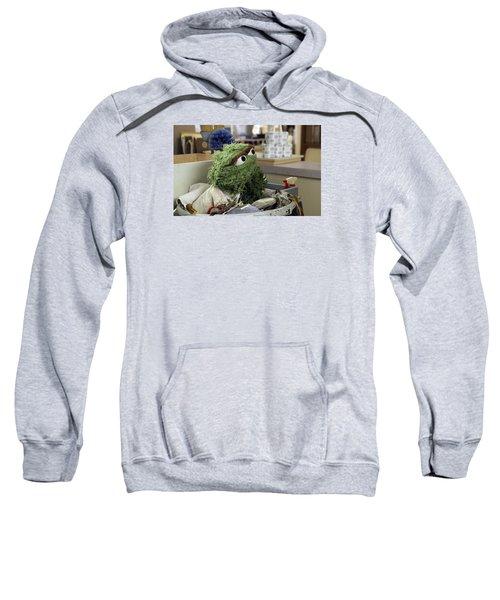 Oscar The Grouch Sweatshirt