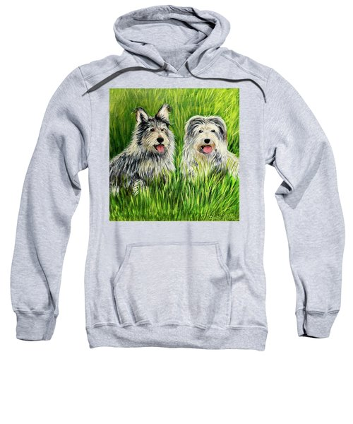 Oskar And Reggie Sweatshirt