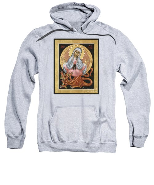 Our Lady Of The Apocalypse 011 Sweatshirt