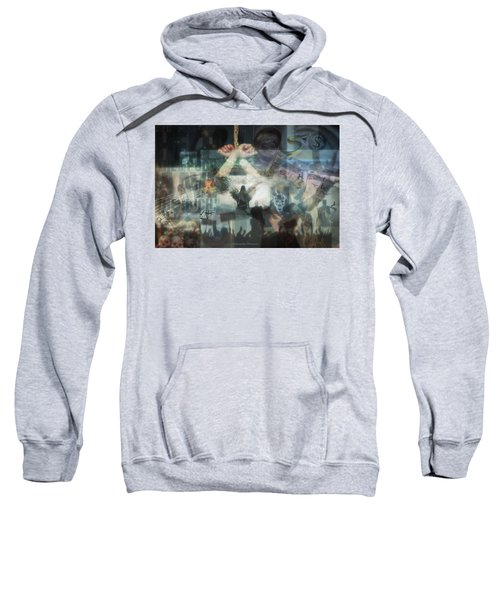 Our Monetary System  Sweatshirt by Eskemida Pictures