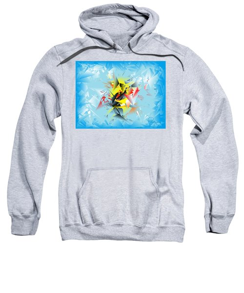 Out Of The Blue 5 Sweatshirt