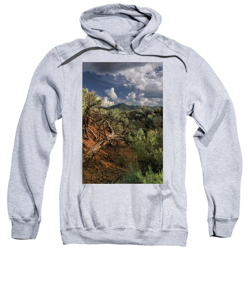 Out On The Mesa 2 Sweatshirt