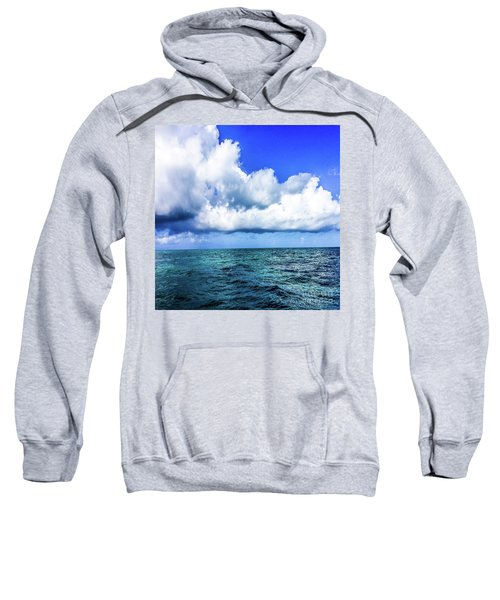 Out On The Open Sea Sweatshirt
