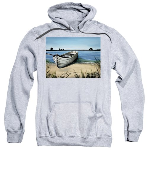 Out On The Water Sweatshirt