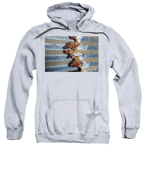 Sweatshirt featuring the photograph Over And Above by Stephen Mitchell