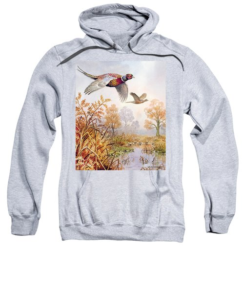 Over The Fen Sweatshirt