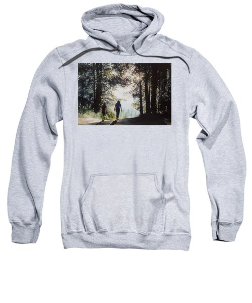Over The Hills Sweatshirt