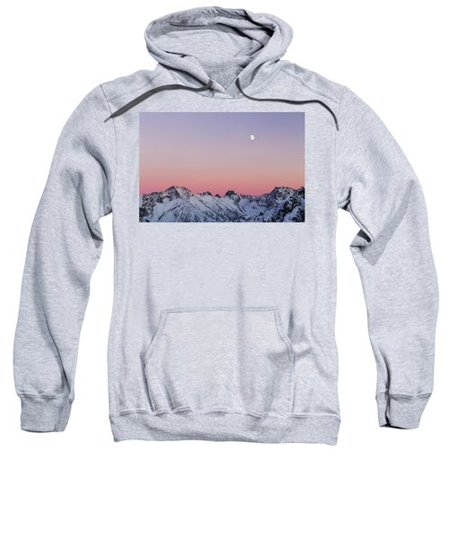 Over The Peaks Sweatshirt