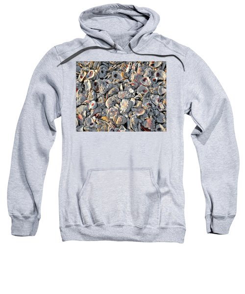 Oysters Shells Sweatshirt