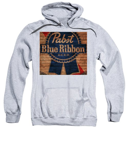 Pabst Blue Ribbon Hooded Sweatshirts Pixels