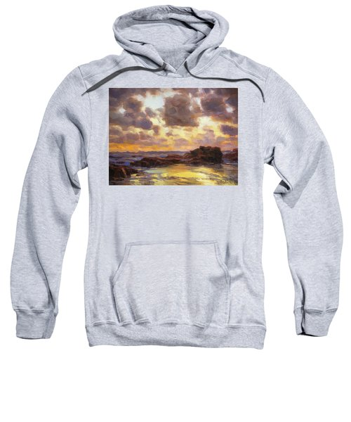 Pacific Clouds Sweatshirt