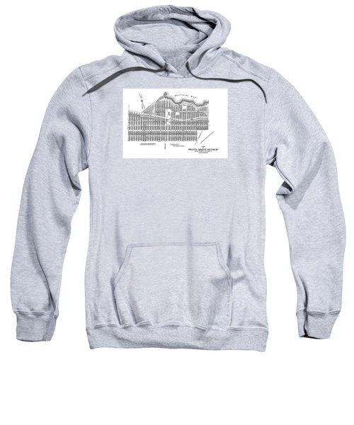 Pacific Grove May 7 1887 Sweatshirt