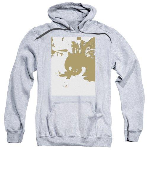 Cutie Sweatshirt by Roro Rop