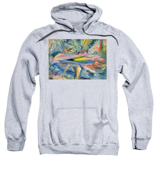 Paint Number 31 Sweatshirt