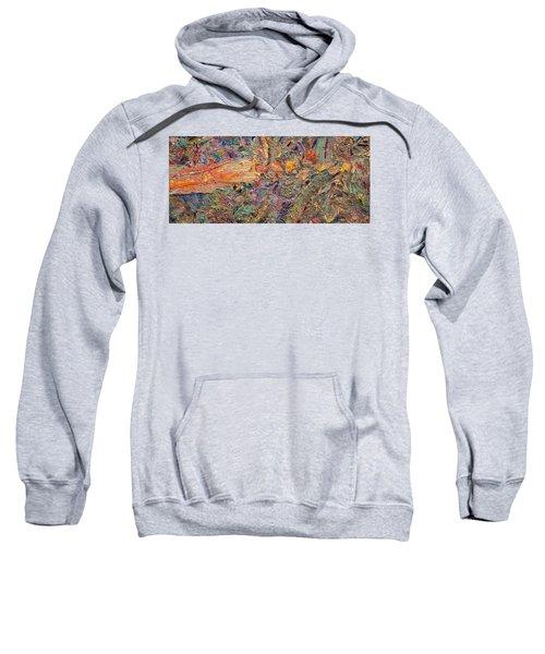 Paint Number 34 Sweatshirt