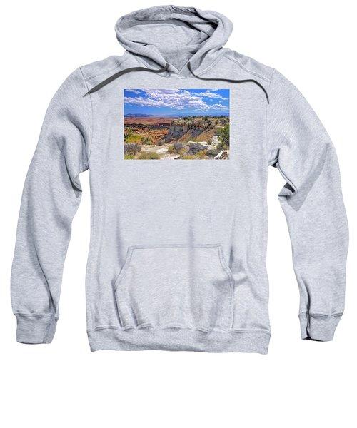 Painted Desert Of Utah Sweatshirt