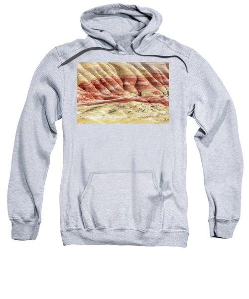 Painted Hills Landscape Sweatshirt