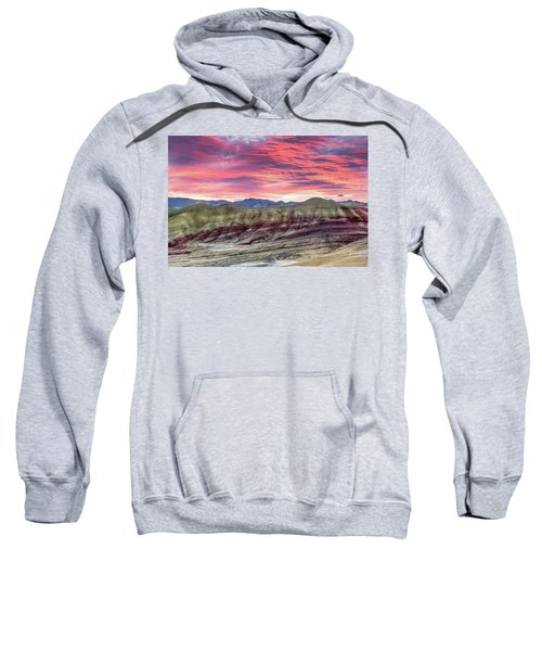 Painted Hills Sunrise Sweatshirt