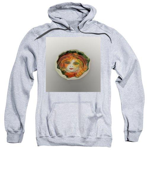 Painted Lady-1 Sweatshirt