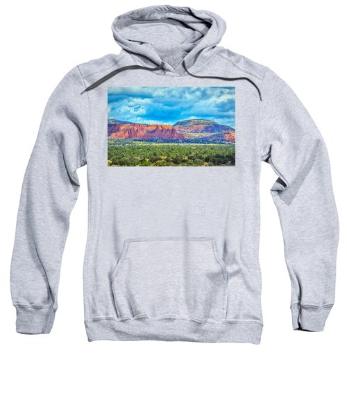 Painted New Mexico Sweatshirt