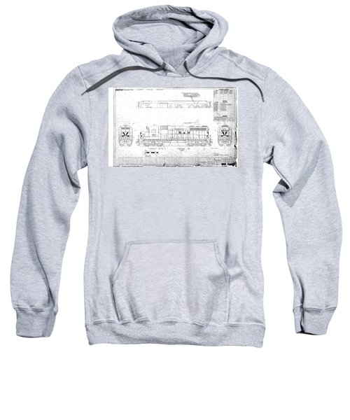 Painting And Lettering Diagramgp30 Sweatshirt
