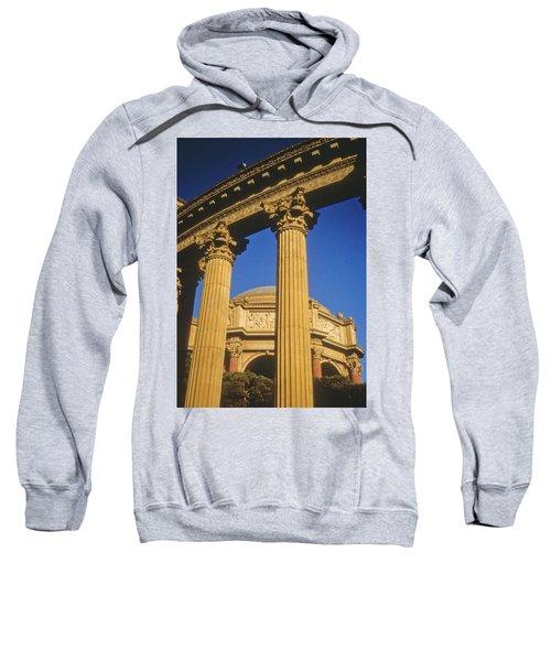 Palace Of Fine Arts, San Francisco Sweatshirt