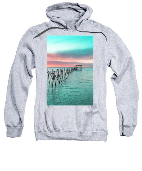 Palafitico 01 Sweatshirt