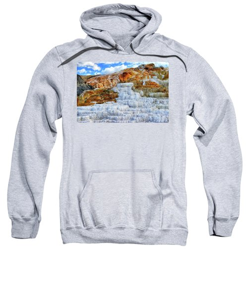 Palette Steps Sweatshirt