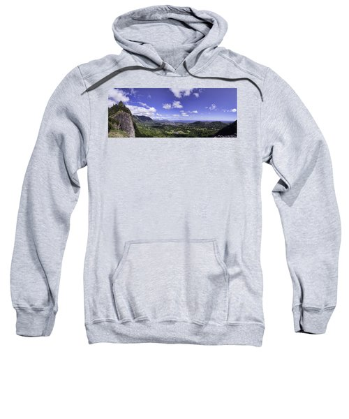 Pali Lookout Panorama Sweatshirt