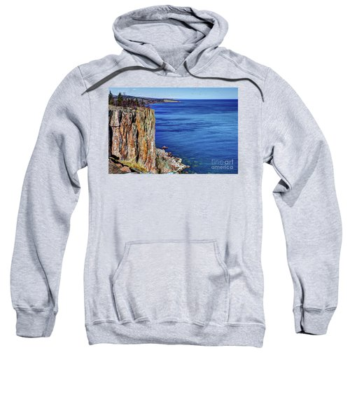 Palisade Head Tettegouche State Park North Shore Lake Superior Mn Sweatshirt