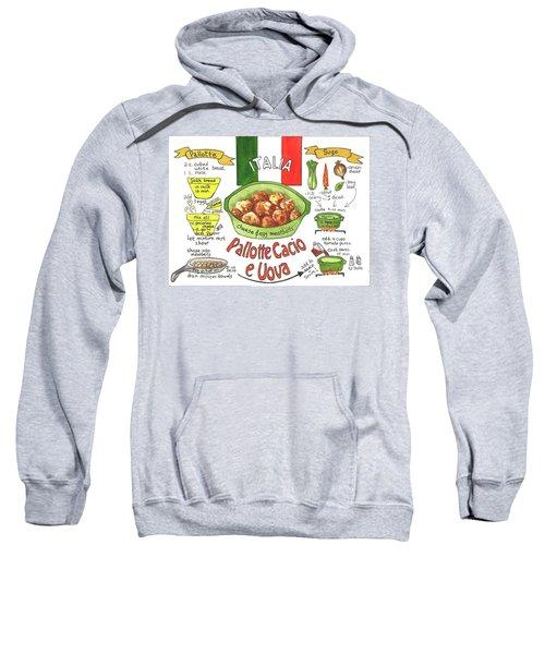 Pallotte Cacio Sweatshirt