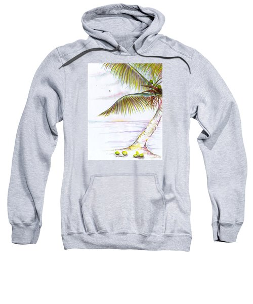 Palm Tree Study Three Sweatshirt
