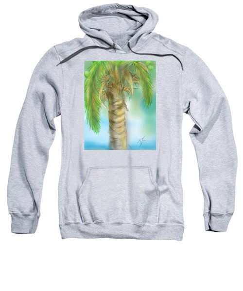 Palm Tree Study Two Sweatshirt