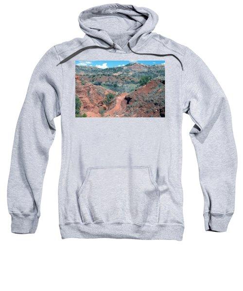 Palo Duro Canyon Sweatshirt