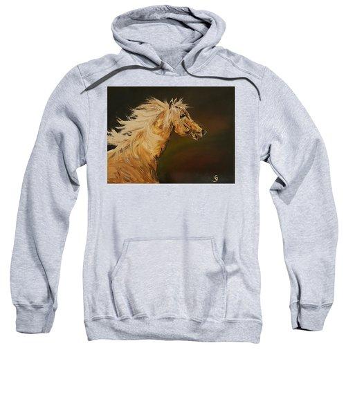 Palomino Running Wild                     85 Sweatshirt