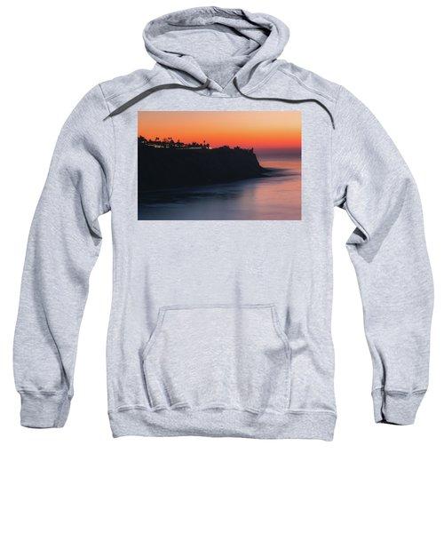 Palos Verdes Coast After Sunset Sweatshirt