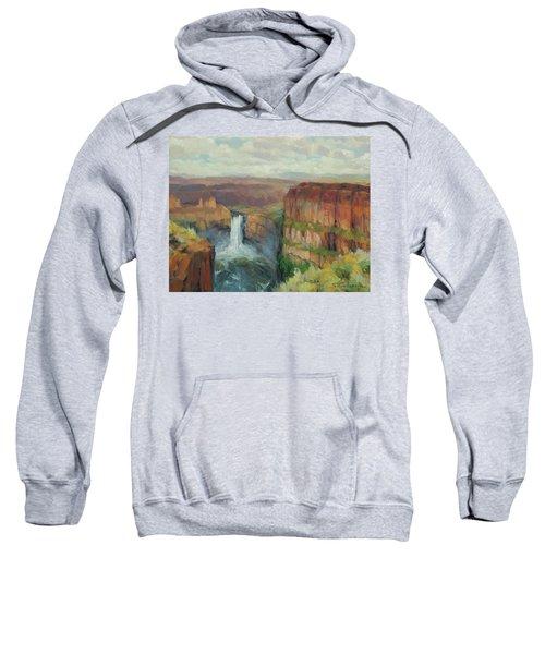 Palouse Falls  Sweatshirt