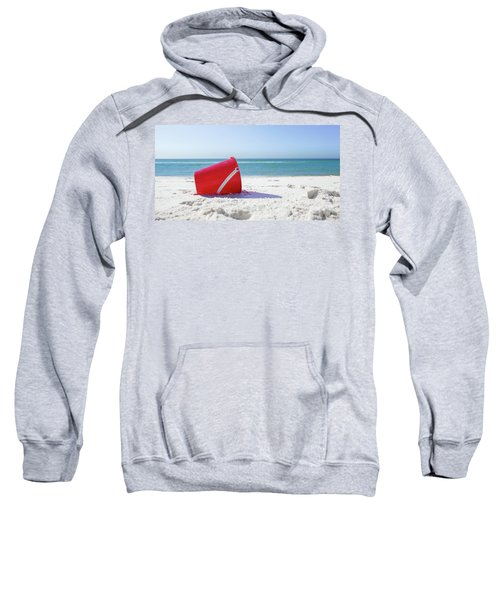 Panama Beach Florida Sandy Beach Sweatshirt