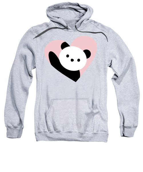 Panda Love Sweatshirt