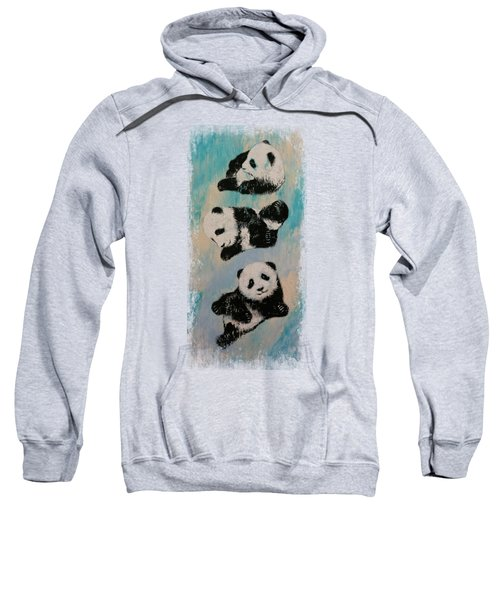 Panda Karate Sweatshirt