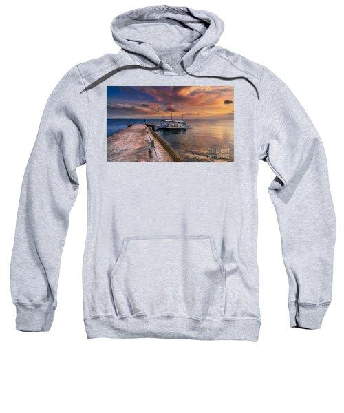 Pandanon Island Sunset Sweatshirt