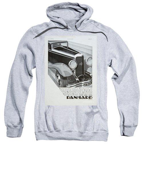 Panhard #8701 Sweatshirt
