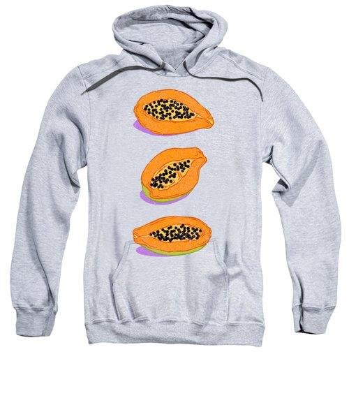 Papaya Sweatshirt