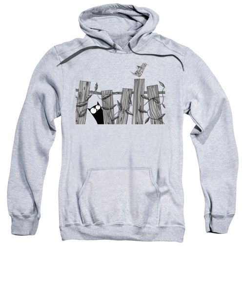 Paper Bird Sweatshirt by Andrew Hitchen
