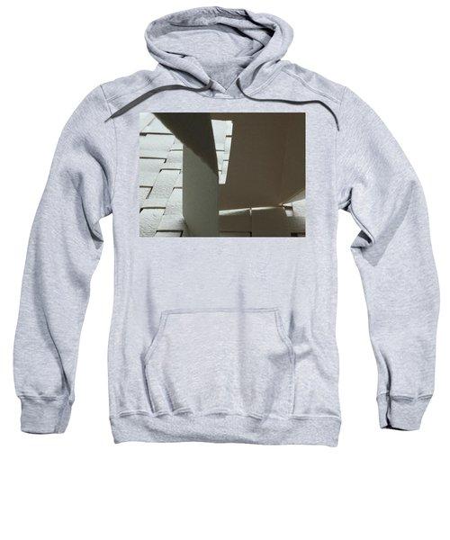 Paper Structure-1 Sweatshirt