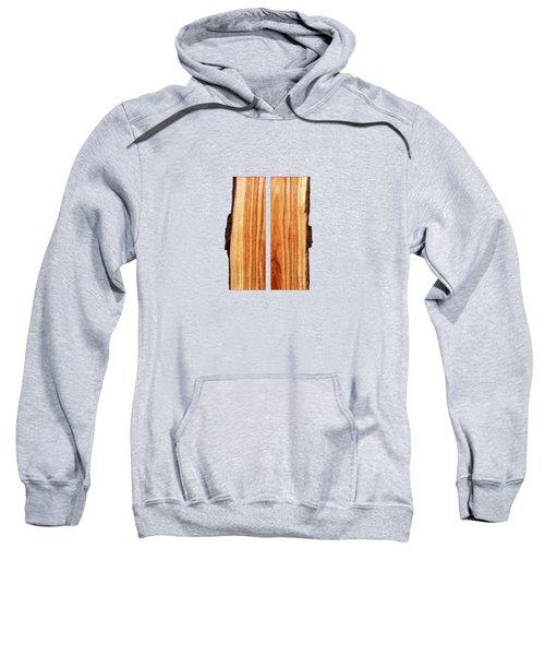 Parallel Wood Sweatshirt by YoPedro