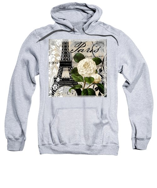 Paris Blanc I Sweatshirt