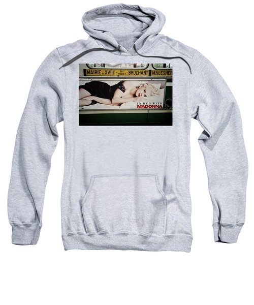 Paris Bus Sweatshirt